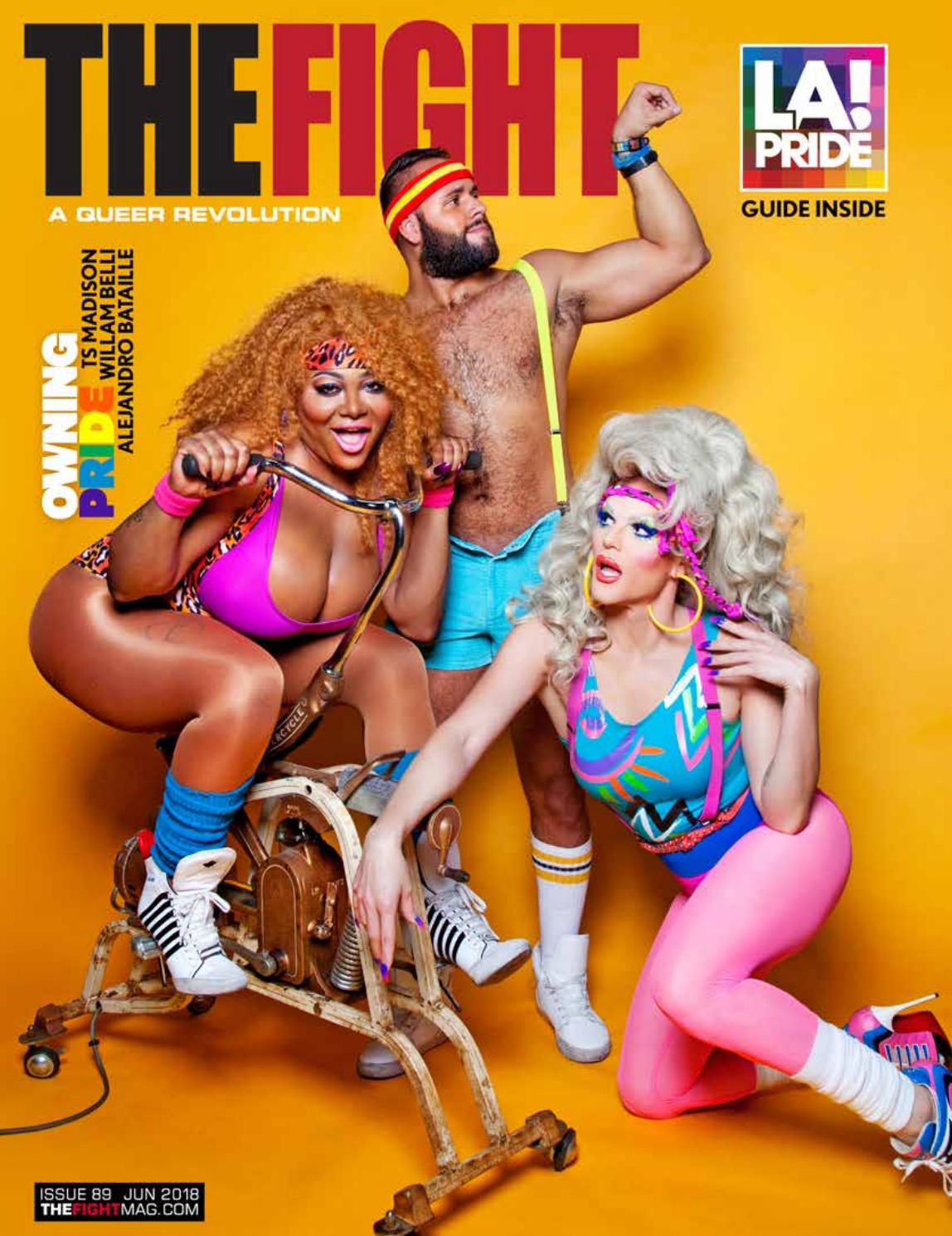 The Fight Socal S Lgbtq Monthly Magazine June 2018 By The Fight