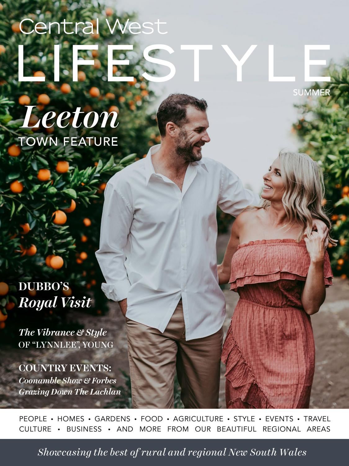 #23 Central West Lifestyle | Summer 2018 by Central West Lifestyle Magazine  - issuu