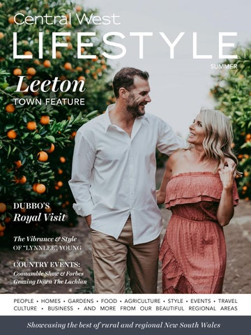23 Central West Lifestyle Summer 2018 By Central West Lifestyle