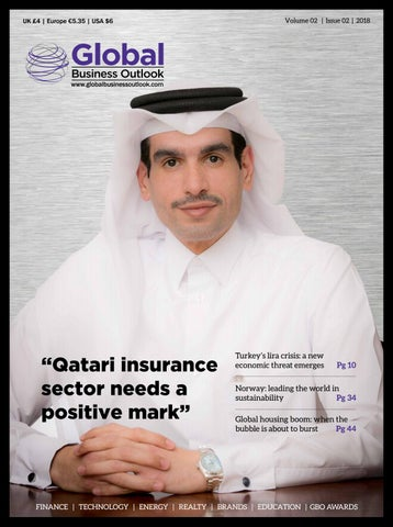 8b61121af Global Business Outlook Issuu 2 2018 by Global Business Outlook - issuu