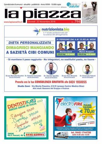 f48472400c La Piazza di Thiene n 797 by Pubblistudio Pubblicità srl - issuu