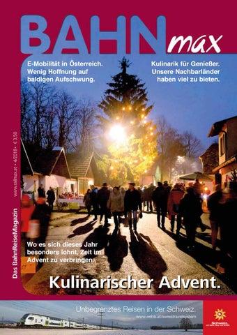 Verschneite Weihnachtsbilder.Bahnmax 4 2018 By Bahnmax Issuu
