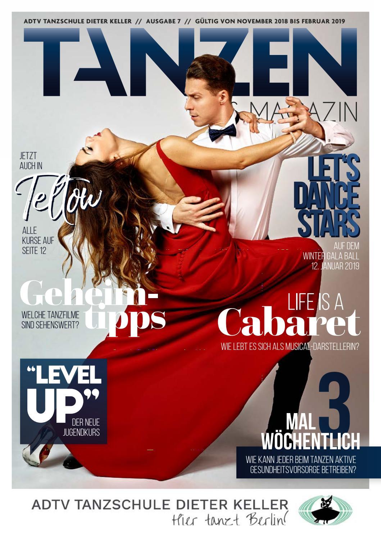 TANZEN - Das Magazin \'Tanzschule Dieter Keller\' *Ausgabe 7 ...