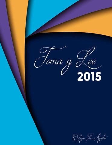 buy online 95ea3 bb698 Toma y lee 2015 by orlandodiazd - issuu