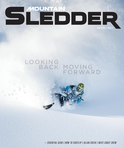 4c9fa8a6888 Mountain Sledder Magazine Issue 15 by Mountain Sledder Snowmobile ...