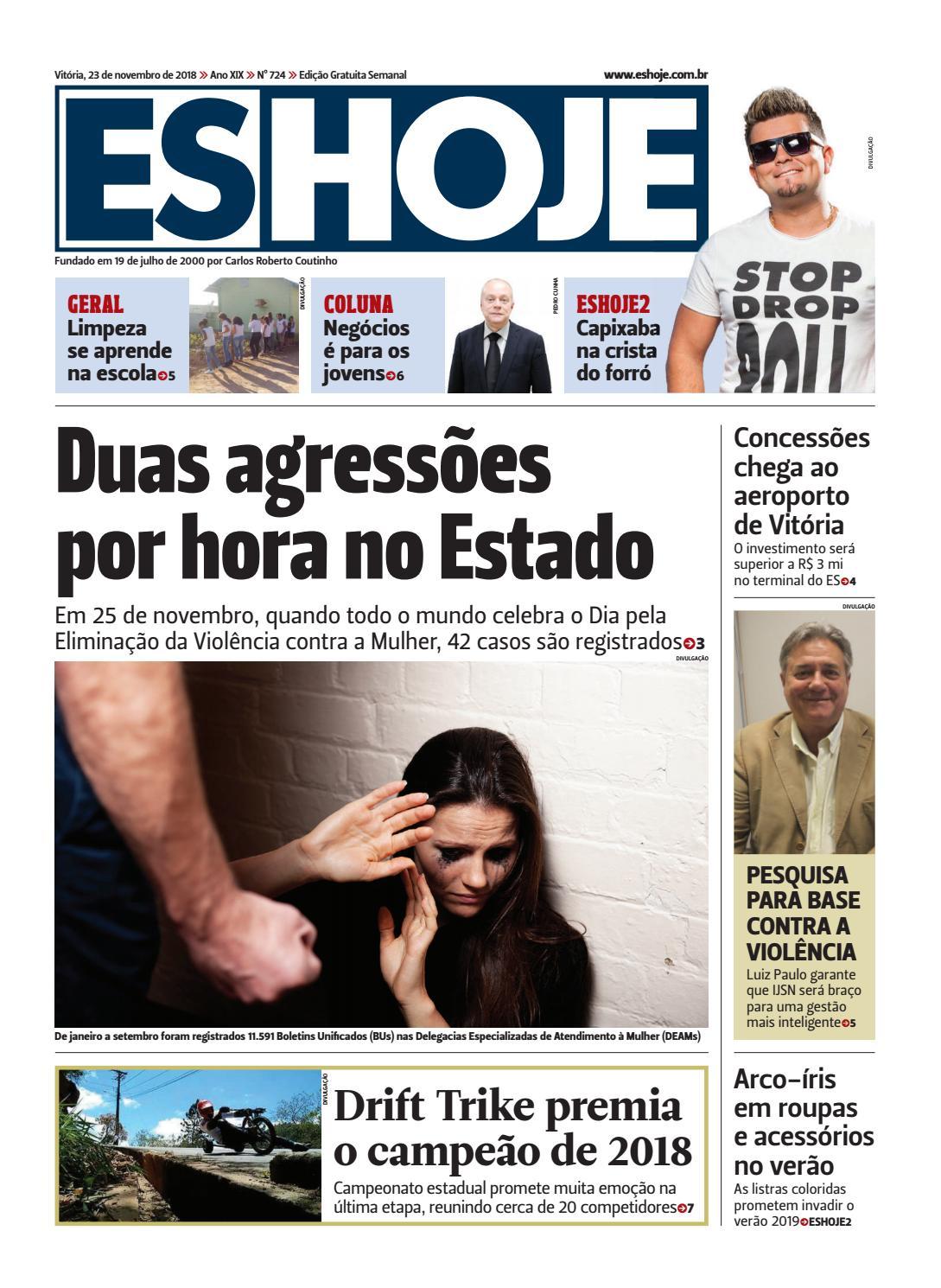 2286aa4424633 Jornal ESHOJE 724 by Jornal ESHOJE - issuu