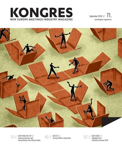 KONGRES MAGAZINE AUTUMN ISSUE 2018 by KONGRES MAGAZINE - issuu