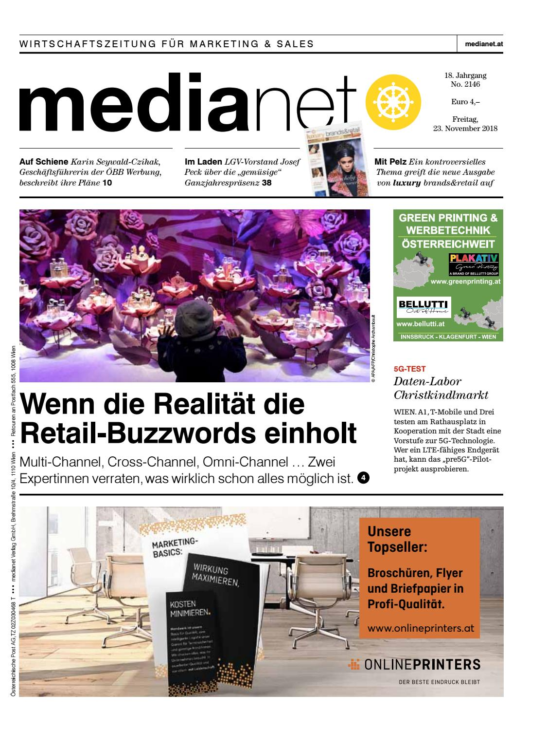 medianet 23.11.2018 by medianet issuu