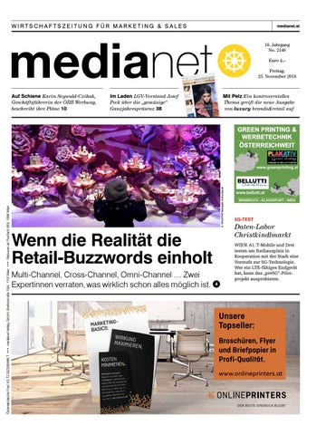 medianet 23.11.2018 by medianet - issuu 3dfae818c7