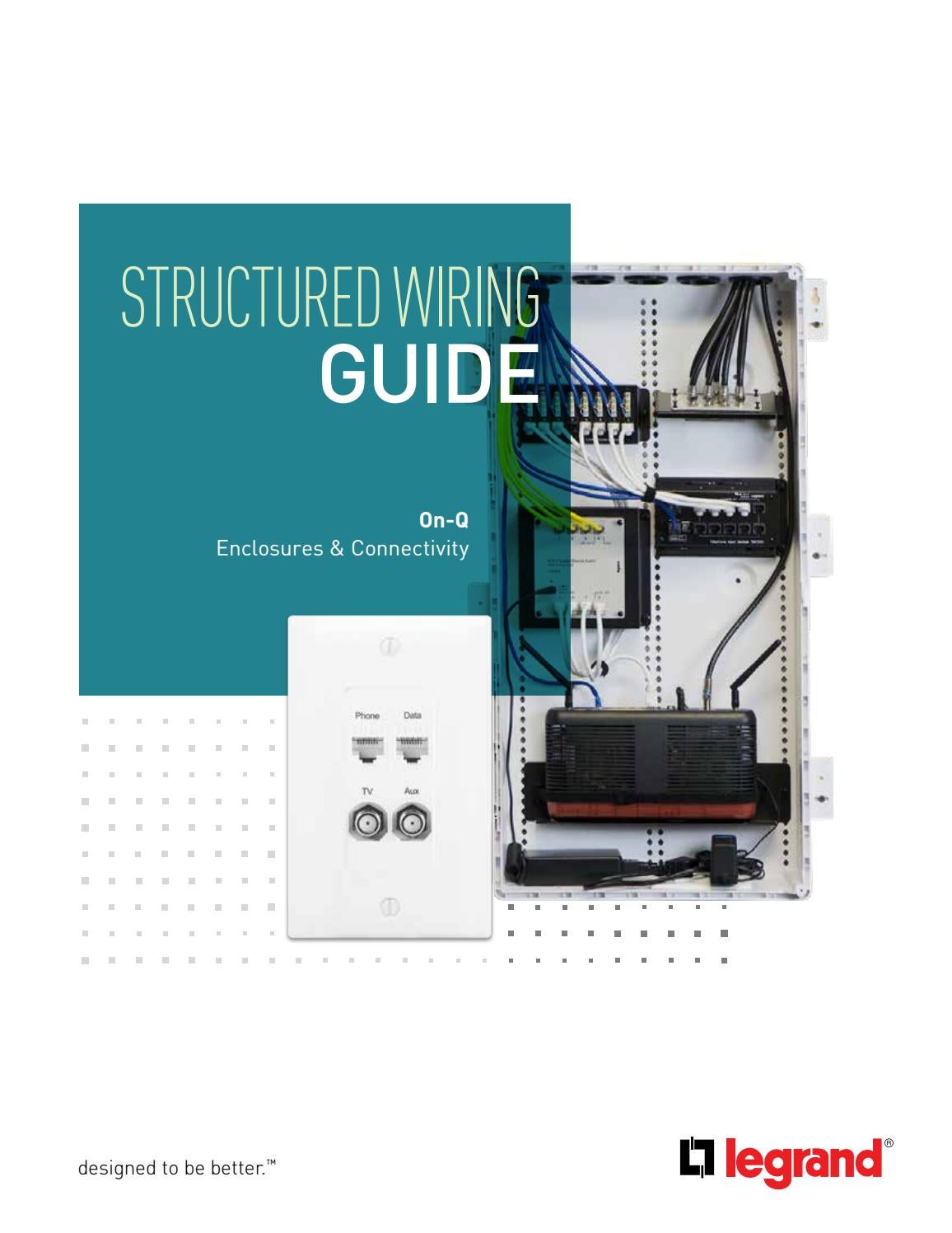 Test By Prontoo9 Issuu Home Structured Wiring Voice Distribution Video