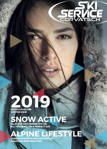 682fe4e3b51abd Skiservice Corvatsch Magazin Winter 2019 by Design Terminal - issuu