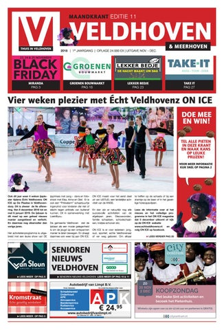Thuis In Veldhoven Editie November 2018 By Thuis In Woensel