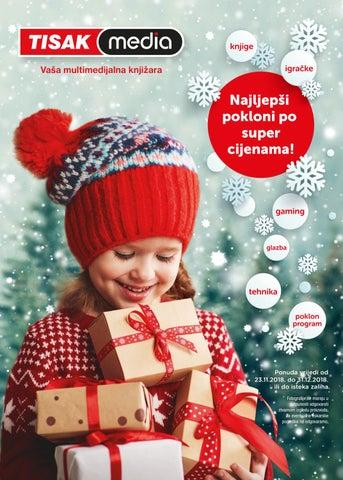 Tisak Media Bozicni Katalog 2018 By Tisak Issuu