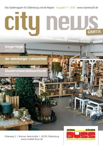 City News Oldenburg 11 2018 By Citynewsoldenburg Issuu