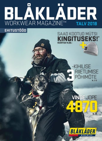 b8261706774 Blaklader Workwear Talv 2018 by PROJE-ILAN.COM - issuu