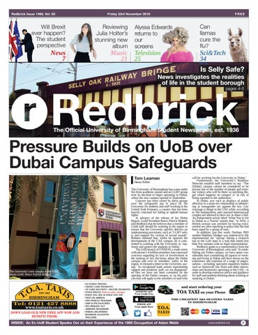 Issue 1499 By Redbrick Issuu
