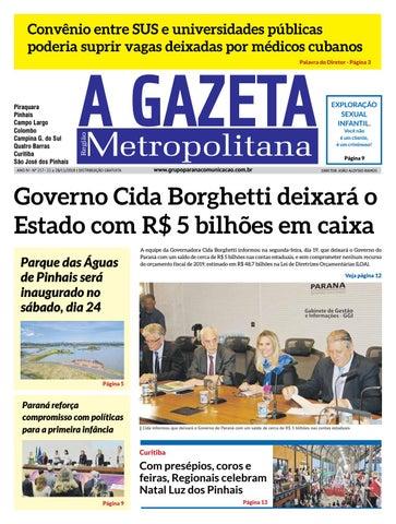 777a553c9 A Gazeta Região Metropolitana - Edição 217 by Grupo Paraná ...