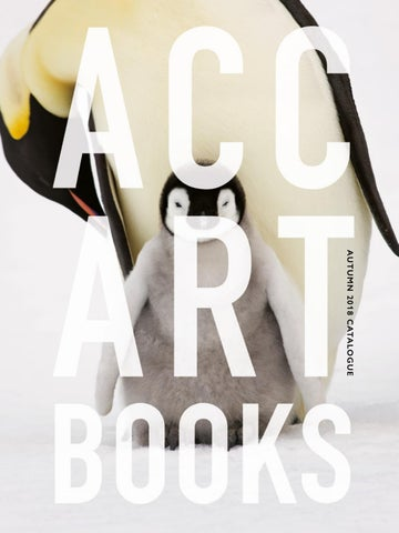 ACC Art Books Autumn Catalogue by ACC Art Books - issuu