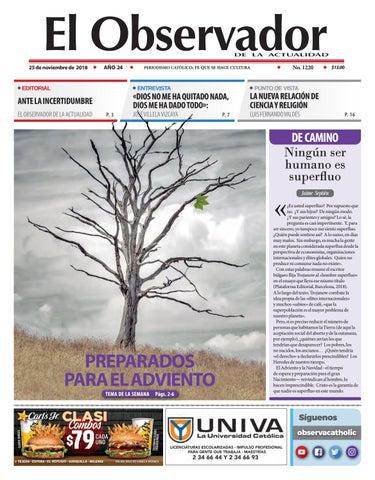 1220 El Observador de la actualidad by El Observador de la ...