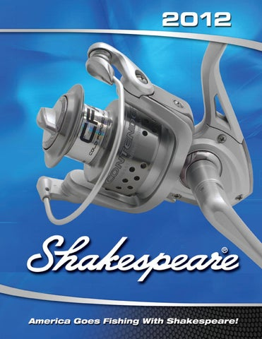 Shakespeare Ugly Stik Junior Spincast Rod Reel Combo Orange
