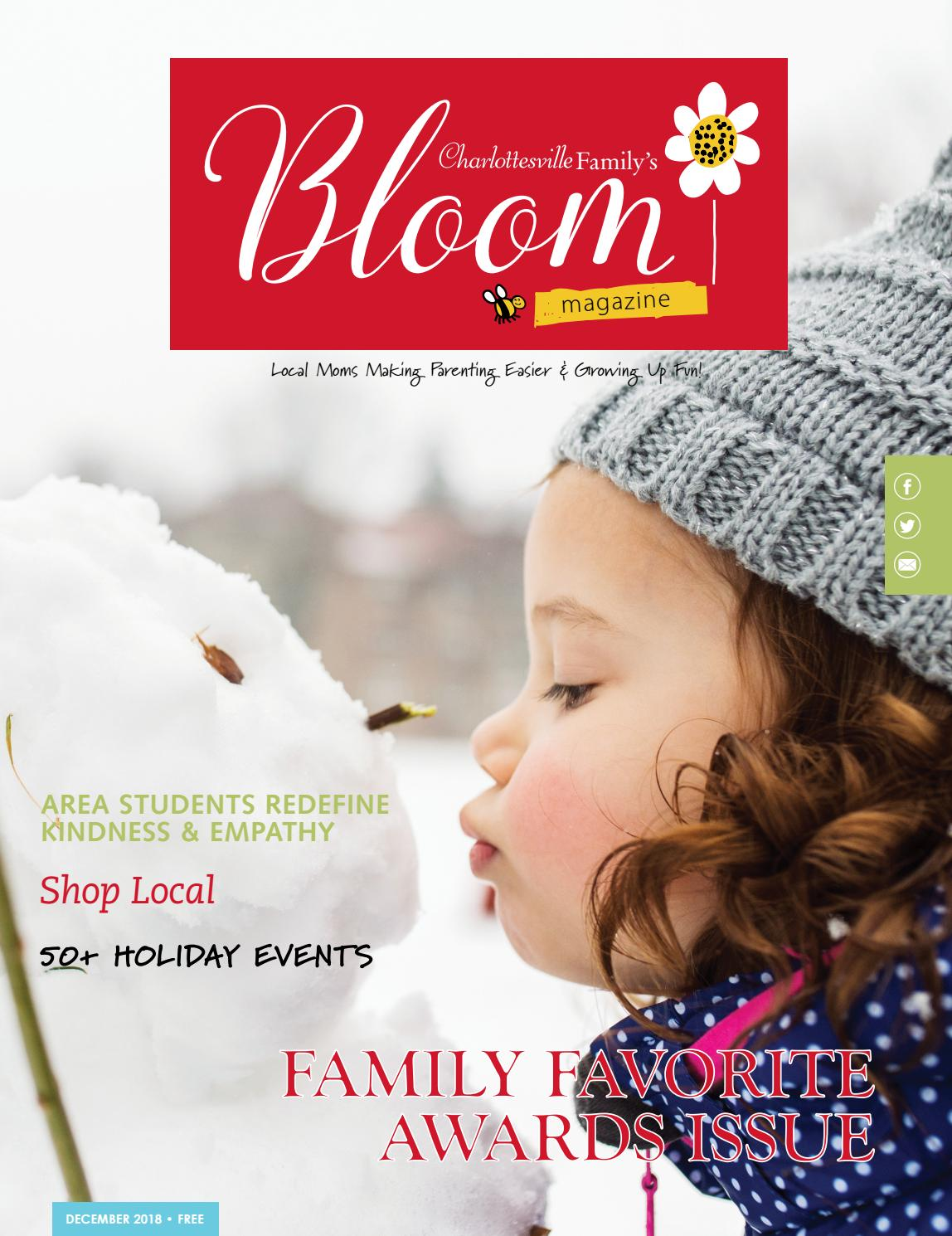 4a35ce90caa CharlottesvilleFamily s BLOOM December 2018 by Ivy Publications - issuu