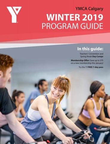 YMCA Calgary Winter Program Guide 2019 by YMCA Calgary - issuu