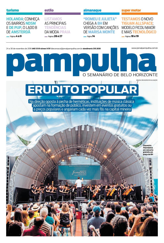 23404f420 Pampulha - 24 a 30 de novembro de 2018 by Tecnologia Sempre Editora - issuu