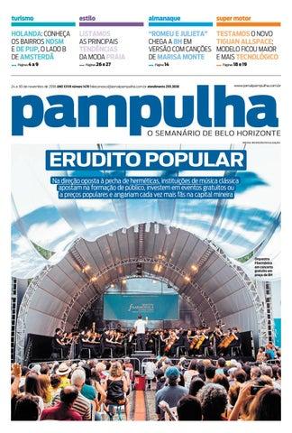 56a85f03b37 Pampulha - 24 a 30 de novembro de 2018 by Tecnologia Sempre Editora ...