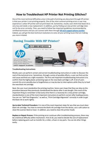 hp printer not printing black - Monza berglauf-verband com