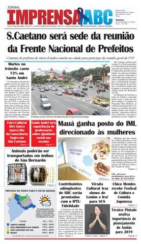 Jornal Imprensa do ABC - Edição 436 by Jornal Imprensa ABC - issuu bde69129eee03