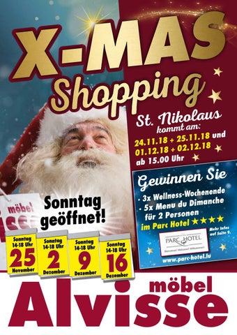 Alvisse X-Mas Shopping