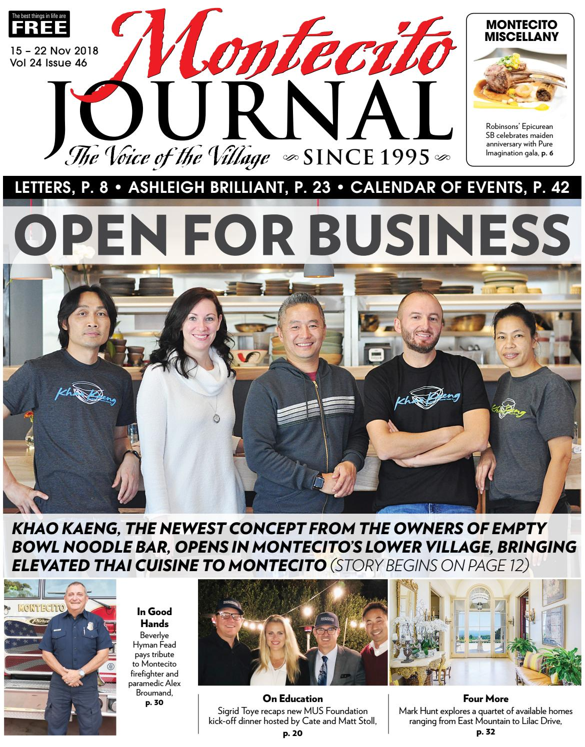 9613fd24 Open for Business by Montecito Journal - issuu