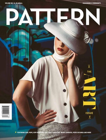 f0832cbb3af33 PATTERN Magazine Vol. 14 Fall 2018 by PATTERN Magazine - issuu