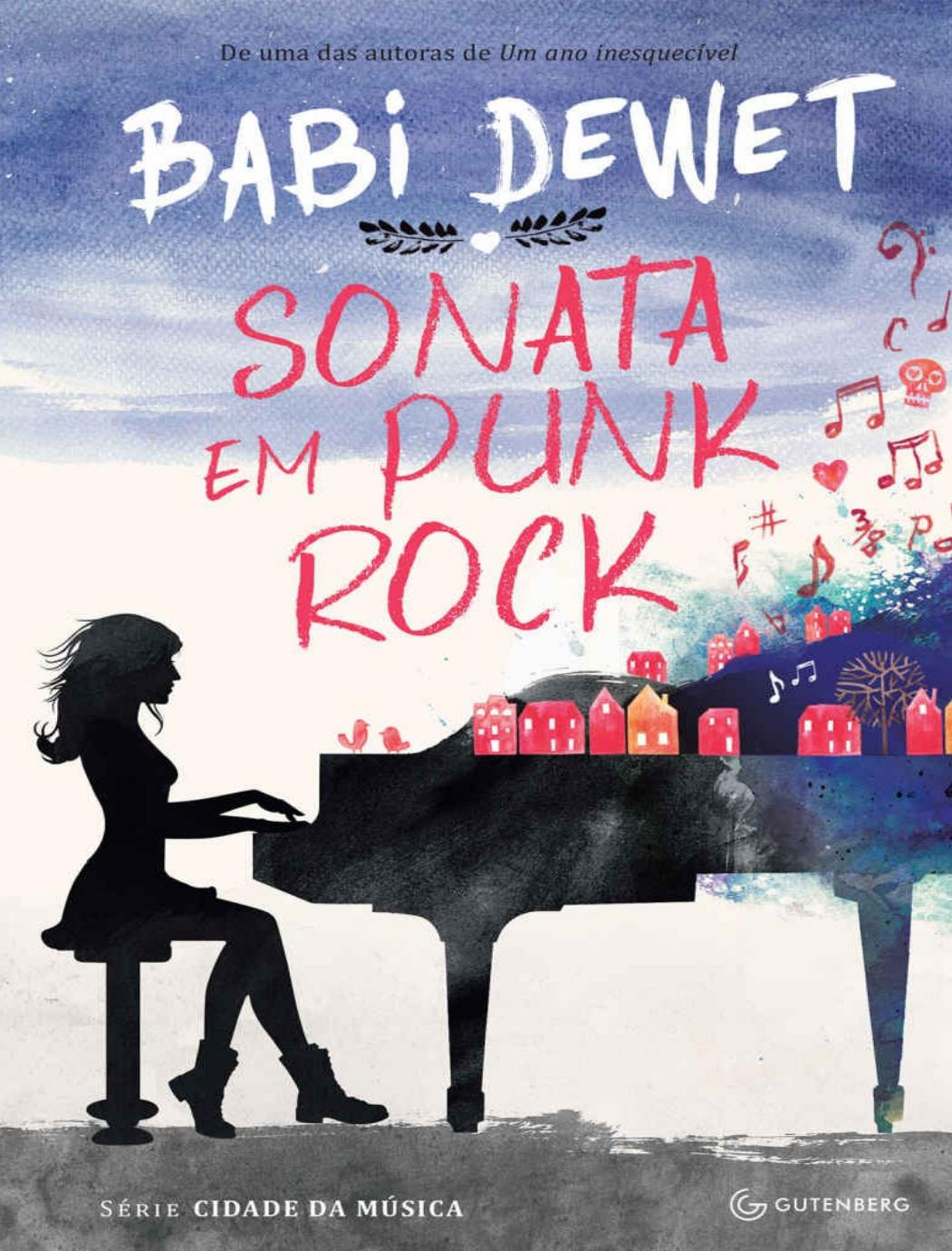 f559f0cab8 Sonata em Punk Rock by Grazielle Correa - issuu