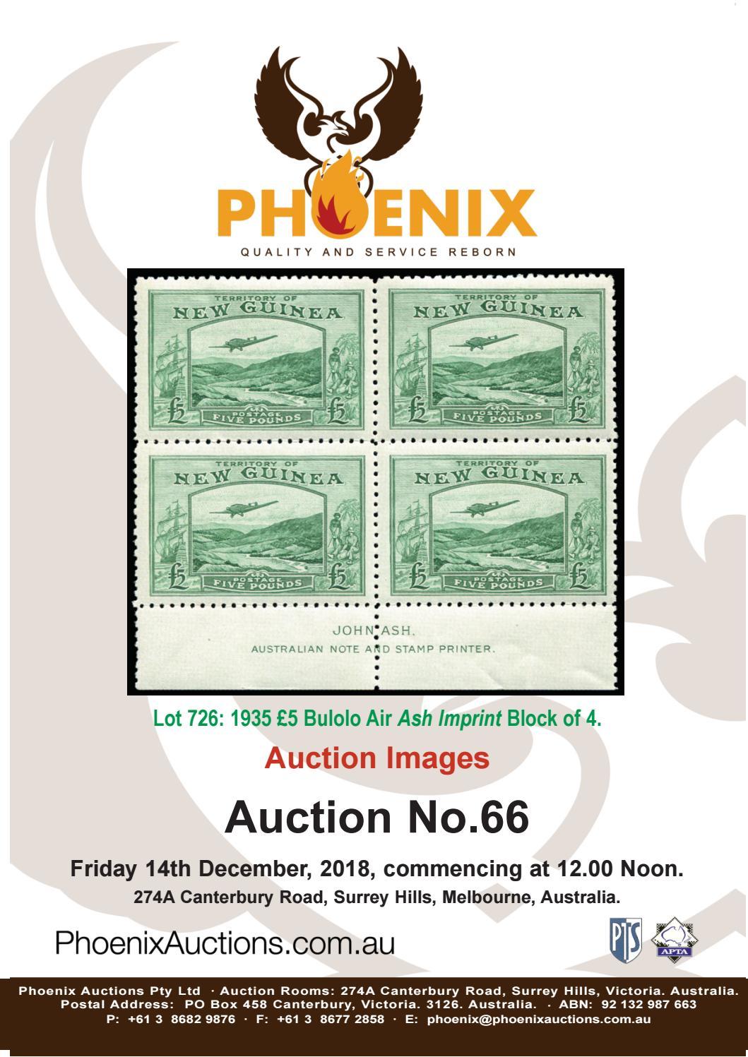 Phoenix Auctions 66 by Phoenix Auctions Pty Ltd - issuu