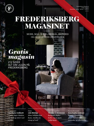 f44e9ddd5b57 FREDERIKSBERG MAGASINET Jul 2018 by FREDERIKSBERG MAGASINET - issuu