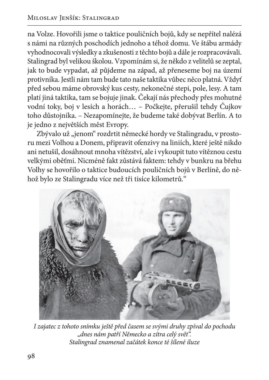 Stalingrad (Ukázka, strana 99) by Kosmas-CZ - issuu