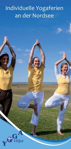 Yoga Vidya Nordsee Individuelle Yogaferien An Der Nordsee By Yoga Vidya Issuu