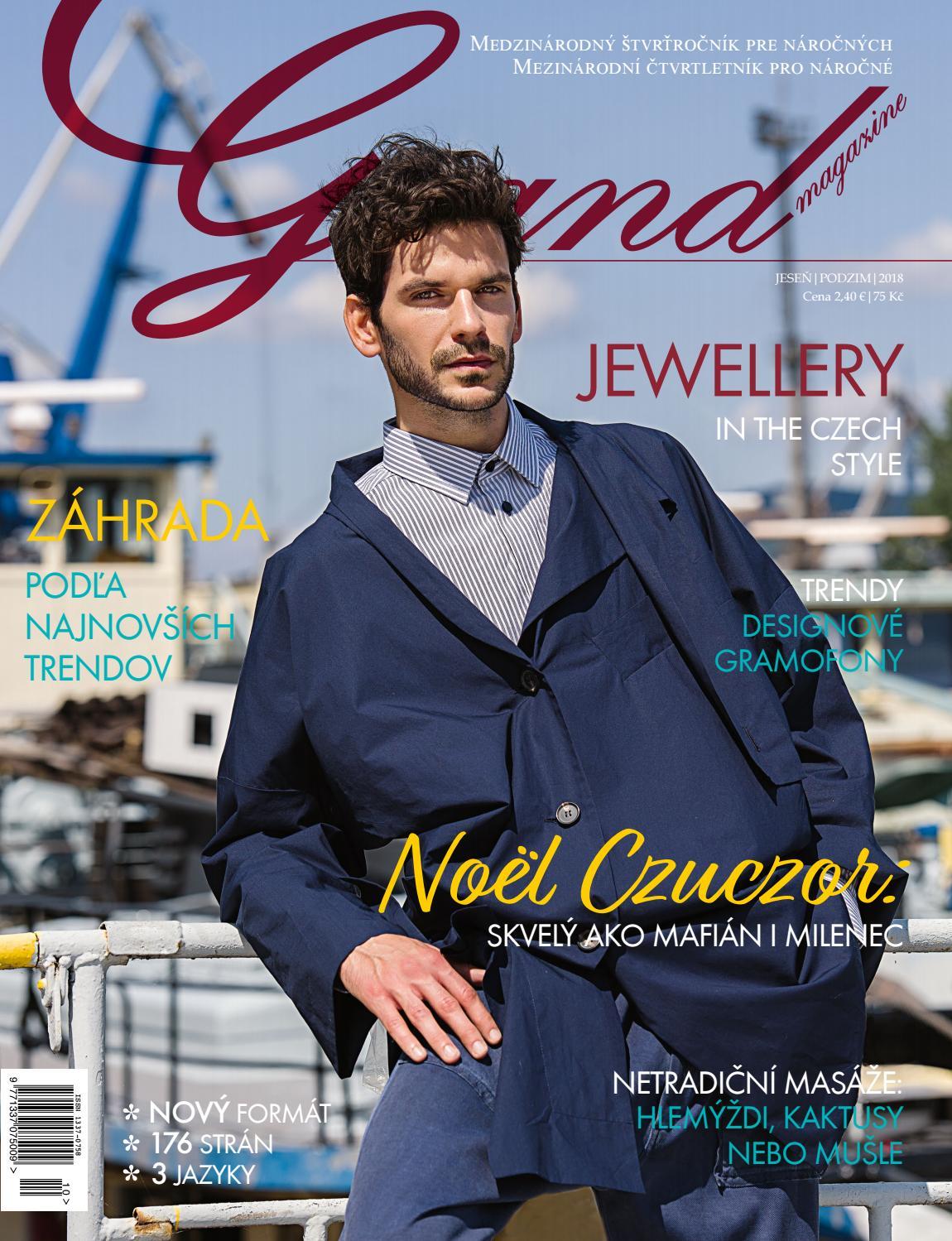 0b9c8c8a943a Grandmagazine Jeseň 2018 by ArgusMedia - issuu