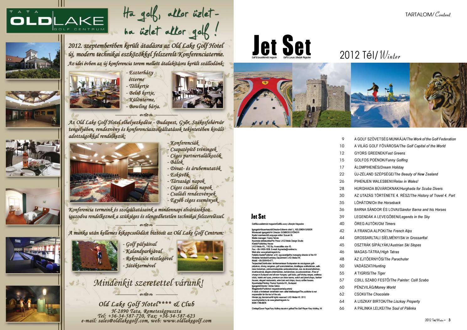 70af9e615f3f Jet Set 2012 tél by LKG Media Kft - issuu