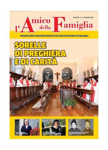 buy online 78a59 83a29 L'Amico della Famiglia - Novembre 2018 by Basilica S ...