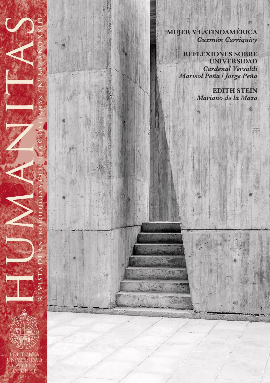 Humanitas 88 by Revista Humanitas - issuu