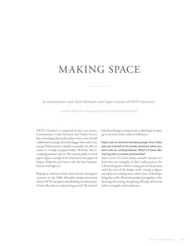 Page 17 of Making Space