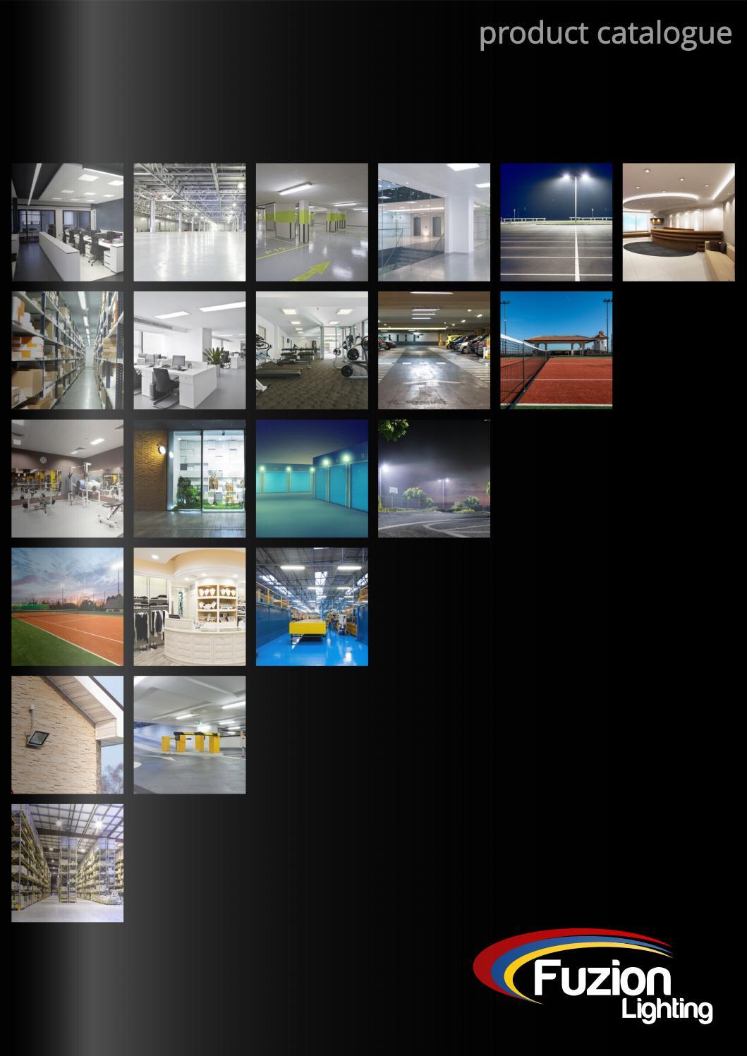 Fuzion Lighting Product Catalogue 2018 By Fuzion Lighting Issuu