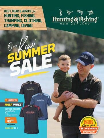 61429afcb1afa Hunting & Fishing New Zealand Summer Flyer 2018
