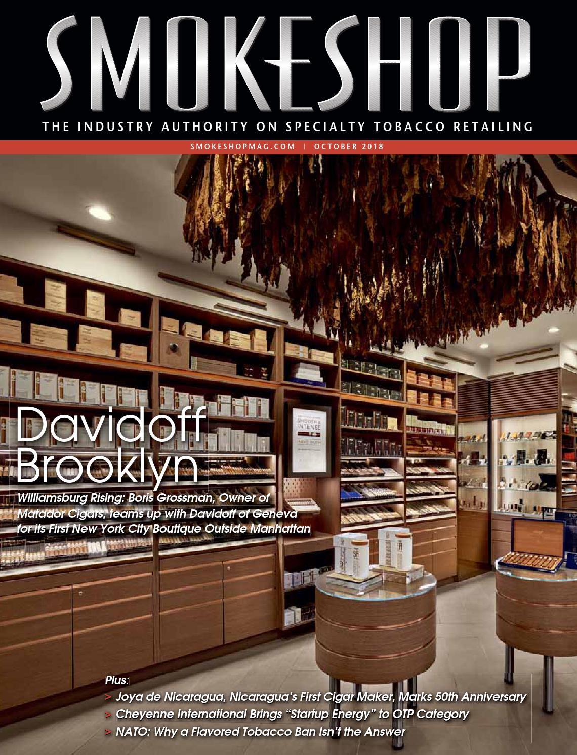 Smokeshop Magazine – October 2018 by Smokeshop Magazine - issuu