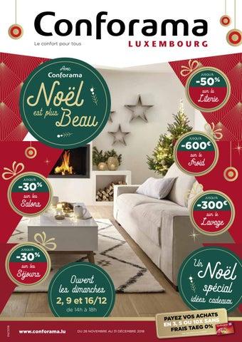 Doc06 Avec Conforama Noël Est Plus Beau By Conforama