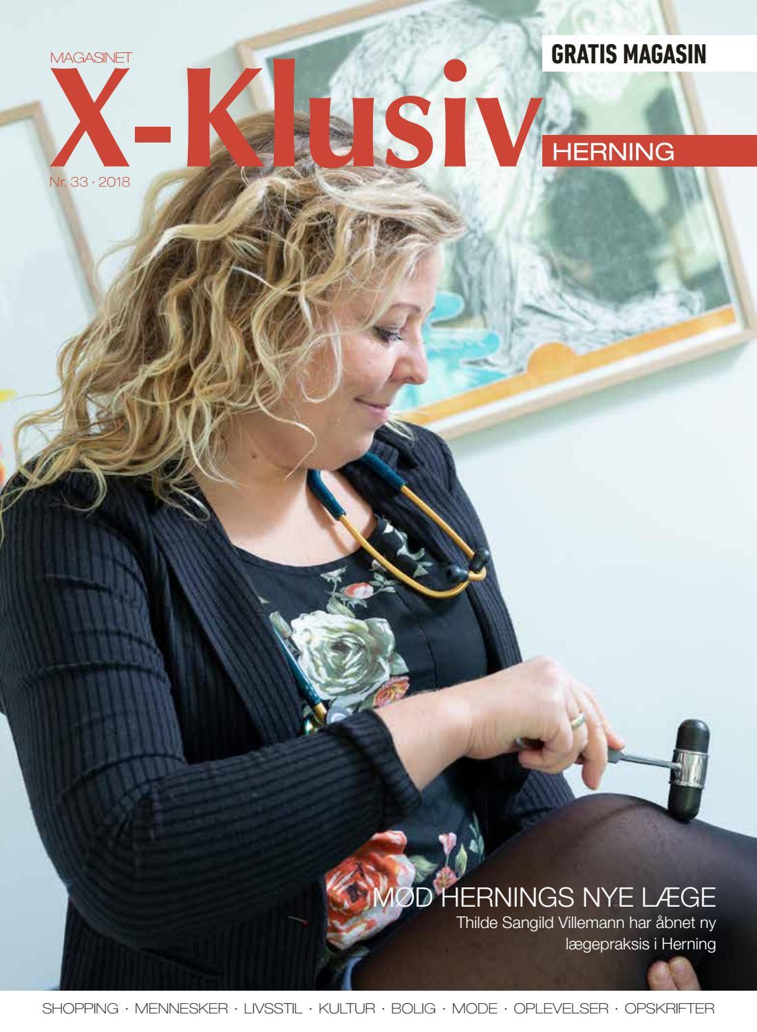 5bab2089465 X-Klusiv Herning - #33 2018 by TINX/DK A/S - issuu