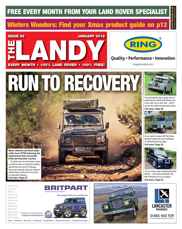 land rover discovery series 2 td5 or v8 jack kit bottle jack chocks handle bag