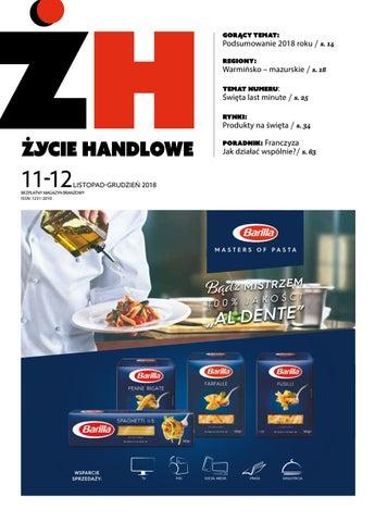 Magazyn Życie Handlowe 11.2018 by Portal FMCG issuu